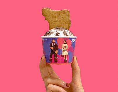 Valentine 'Big' Love, Baskin Robbins 31