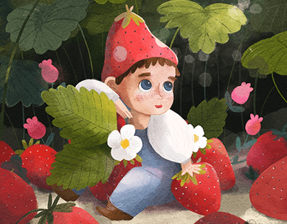 Strawberry Boy