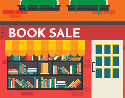 That Big Book Sale Advertising