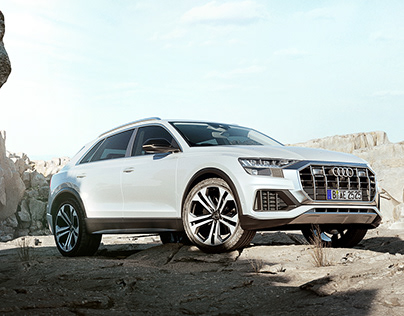 Audi Q8 - Expect The Unexpected