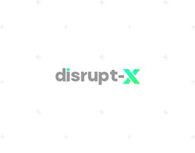 Disrupt-X || LOGO