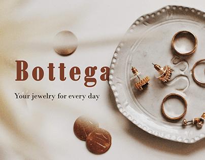 Jewelry boutique — Bottega