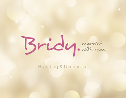 BRIDY - Branding & UI Concept