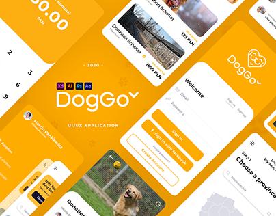 DogGo App - UI/UX