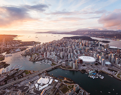 AERIAL // Vancouver, BC