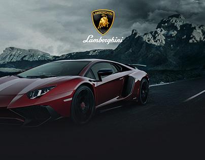 Lamborghini Corporate website