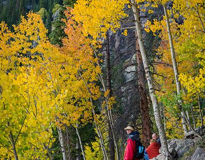 Emerald Lake Revisited September 23, 2017