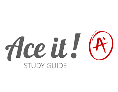 Study Guide Cover Design