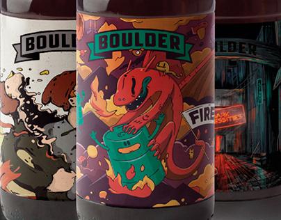 Boulder Brewery - Craft Beer