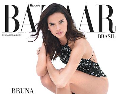 BAZAAR Brasil Bruna Marquezine