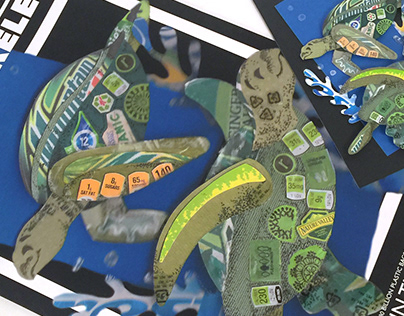 Sea Animal Posters