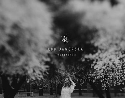 Luu Jaworska logo | case study