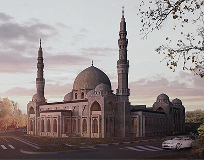 Iconic MosQue Competition
