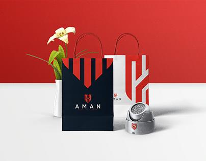 Aman - Branding