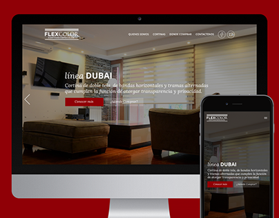Flexcolor - Website