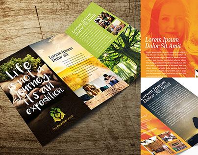 Brochure Design — The Evolution Group