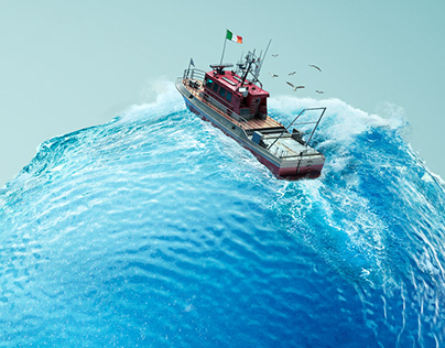 Cogs and Marvel - Dublin • Love our ocean