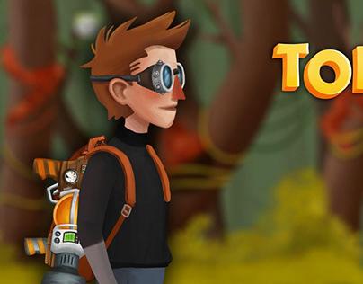 TORYUM (Game) devoloped by Dlite
