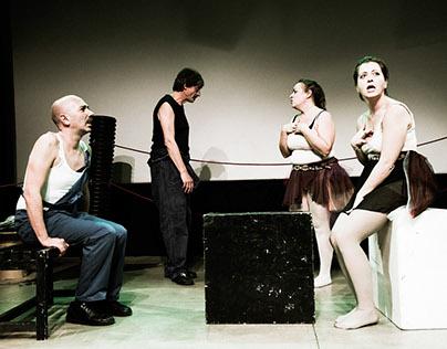 Catch Improv Theatre