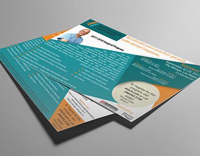 Misch Dental marketing materials