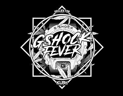G-Shock Fever | Illustration