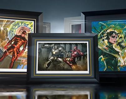 Sideshow Fine Art Prints