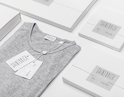 Saintbrick.ru branding and packing