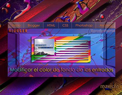 Post Background Color_Prodpersonal Blog