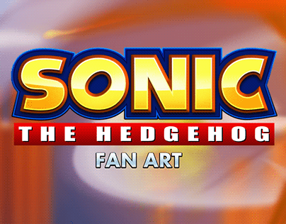 Sonic The Hedgehog -FANART