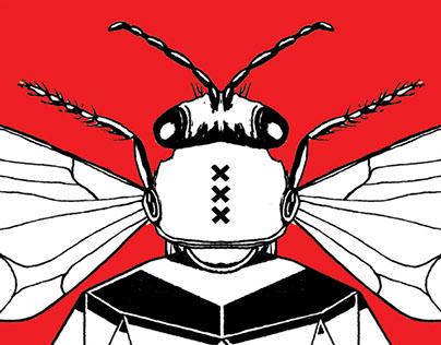 Diamond. Urban Beekeepers.