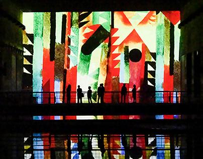 Paul Klee - Bassins de Lumière