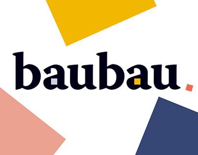 baubau – Der Spielplatz für Zuhause