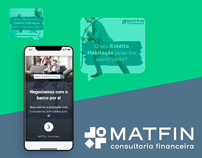 MATFIN | Digital Campaign