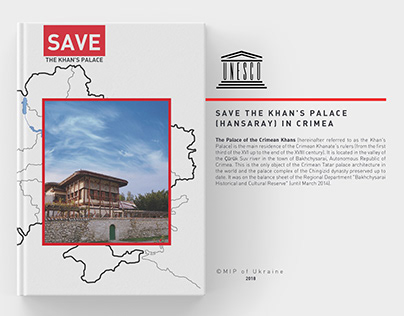 Save the Khan`s Palace
