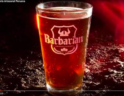 Barbarian - Cervecería Artesanal