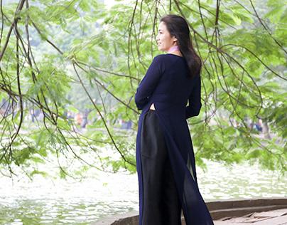 Chụp ảnh cá nhân Hồ Gươm