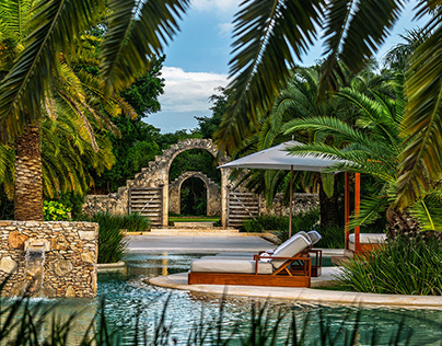 Chablé Resort & Spa por Maat Handasa