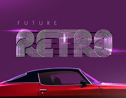 Retro Automobiles Reimagined.