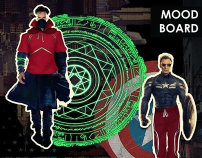 WFH Superheroes