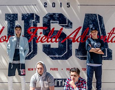 """KITH Spring 2015 """"Home Field Advantage"""""""