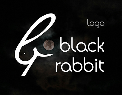 Logo for Black Rabbit studio