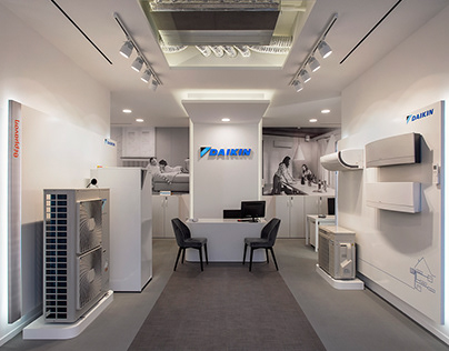 Daikin, Chain of Retail Stores.