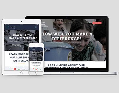 OceanPath Fellowship Website Design