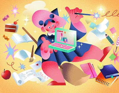 Magical Designer!
