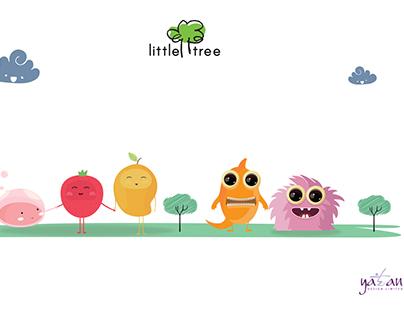 Probiotics for Little Tree