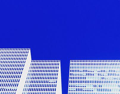 Graphic Photography - Rotterdam
