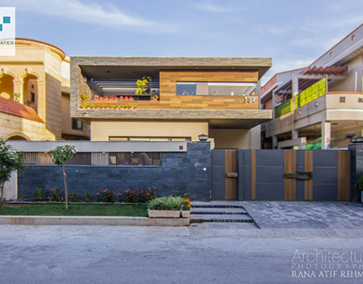 Islamabad - Private Residence 2A in Sector E-11