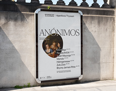 Anónimos. Thyssen-Bornemisza Museum