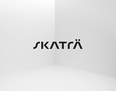 Minimalist design for architectural firm from Russia