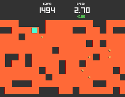 Boxy Road Game